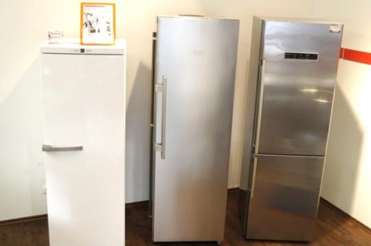 Auswahl Kühlschrank, Gefrierschrank