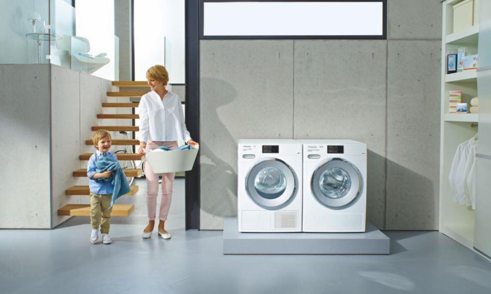 Waschmaschine Trockner Miele Bauknecht Hoover Candy